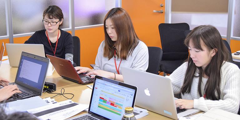 ICT事業部はグルメキュレーションサイトを発表
